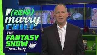 Friend, Marry, Chill: Week 1 TE edition | The Fantasy Show with Matthew Berry | ESPN
