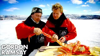 Catching and Cooking King Crab - Gordon Ramsay thumbnail