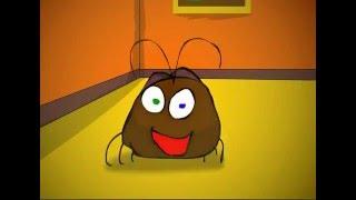 Я весёлый таракан! Смешная песня)))