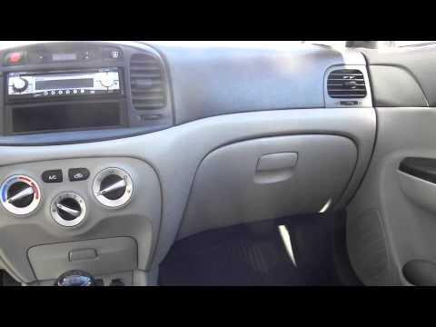 Hyundai 2010 , Accent CRDI, Turbo Diesel