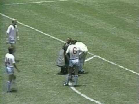 Argentina vs England, 1986 Part 06/11