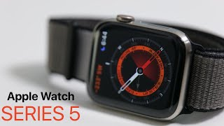 Apple Watch Series 5 Edition Titanium Review - Should You Upgrade?