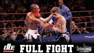 RICKY HATTON vs. PAULIE MALIGNAGGI | Full Fight | BOXING WORLD WEEKLY