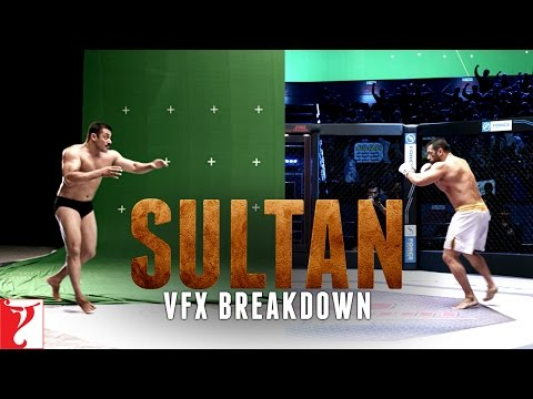 Sultan: VFX Breakdown | Salman Khan | Anushka...