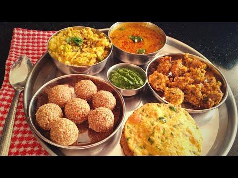 मकर संक्रांति स्पेशल थाली   Makar Sankranti special thali   thali recipe by rasoi palace