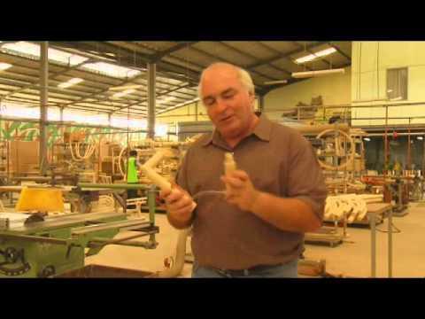 Schütz Lichtenfels - Rattanmöbel aus nachhaltiger Produktion - YouTube