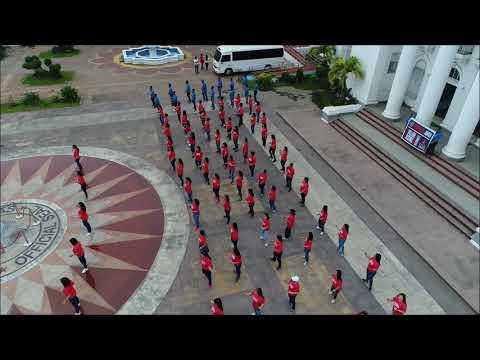 One Billion Rising Dance of COMELEC Batangas