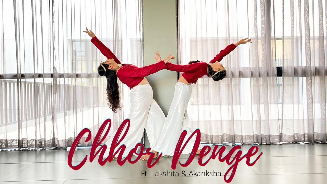 Chhor Denge: Nora Fatehi , Ehan Bhat | Dance&Drill | Dance Cover | Choreo By Akanksha Pradhan