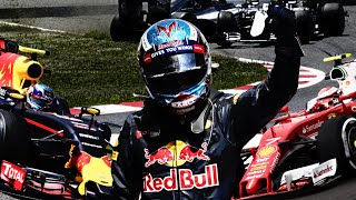 The Story Of Max Verstappen Spain 2016