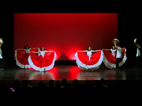 Le Lo Lai Puerto RIcan Traditional Dance - NCP International Night 2016