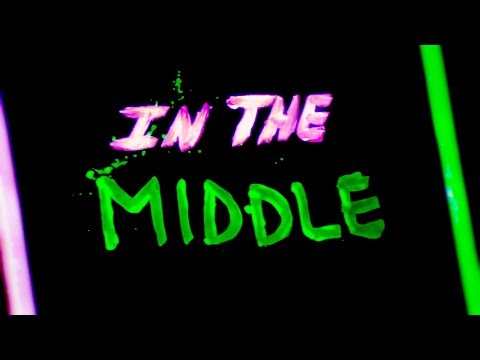 Alesso x SUMR CAMP - In The Middle (Official Lyric Video)