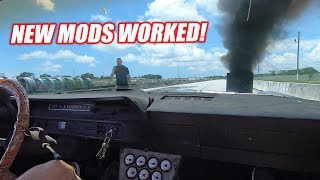Download **FREEDOM ALERT** First Pulls in Our Cummins Galaxie w/its NEW Fuel Mods... Holy Smokes! Mp3 and Videos