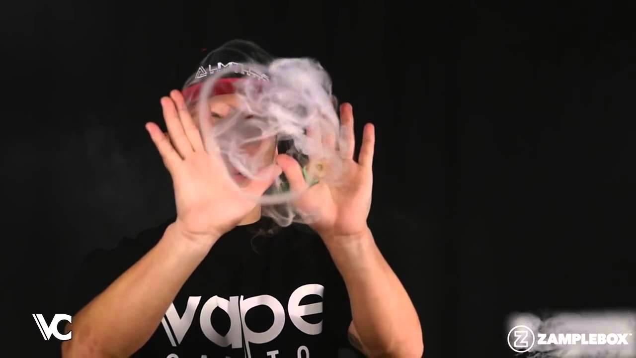 Как сделать фото с дымом