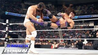 Neville vs. Bo Dallas: SmackDown, May 14, 2015