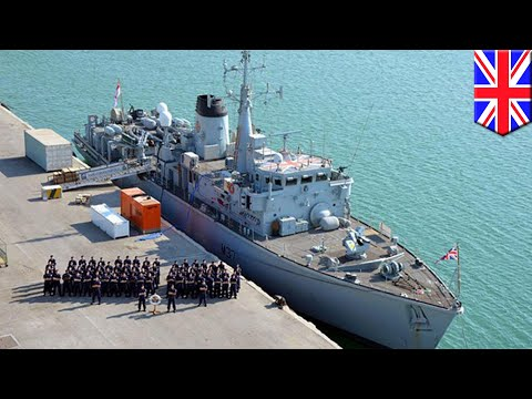 Britain Plans New Naval Bases In Southeast Asia, Caribbean - TomoNews