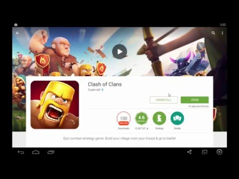 How To Play Clash Of Clans On PC - Make Your Computer An Android Device