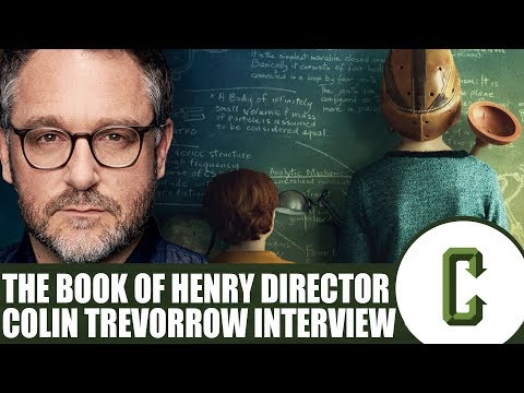 The Book of Henry Director Colin Trevorrow Interview - Collider Video