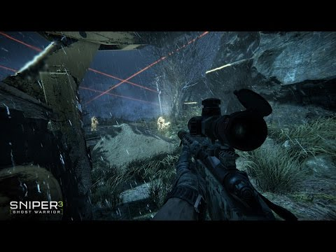 Геймплей Sniper: Ghost Warrior 3