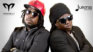 Download Porgie & Murda - Major Disaster (Wild Riddim)
