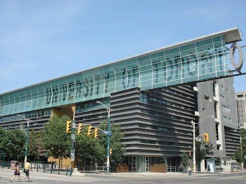 Graduate House @University of Toronto -- Toronto