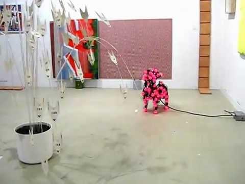 Art Basel 40 Installation in Basel, Switzerland