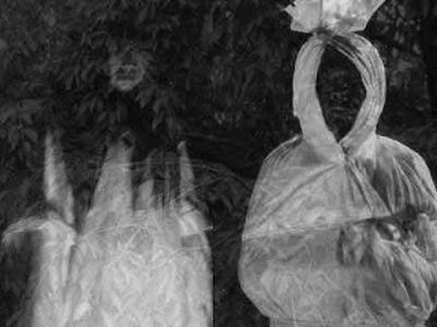 Video Hantu Pocong Nyata Paling Seram Di Dunia  real ghost