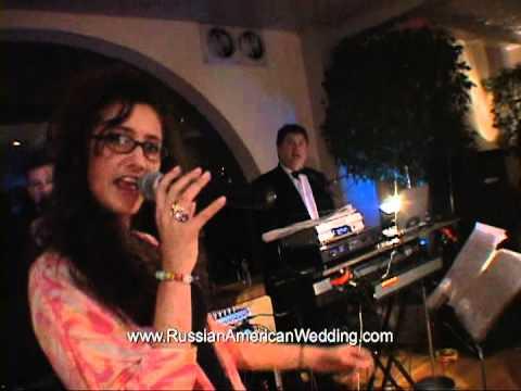 Live Russian Music Songs Band American Wedding