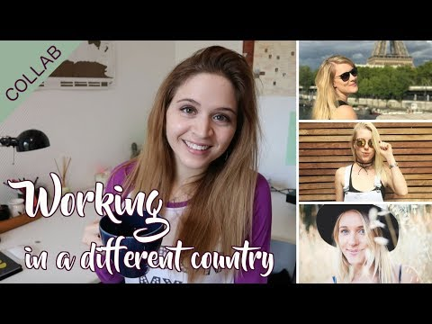 WORKING ABROAD: My Experience and Advice So Far