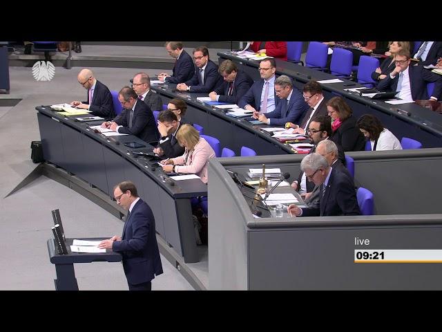 Karsten Klein, FDP: Bundestagsrede zum Haushalt des Gesundheitsministeriums (22.11.2018)