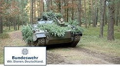 Jobporträt: Panzerfahrer Marder bei der Bundeswehr