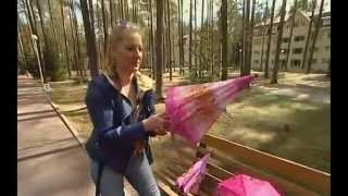 видео Детский зонт-трость. Littlest Pet Shop - купить по цене 3000 тг в Алматы