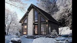 Канадский дом мечты - стоит ли строить самому? и как? (эп. 14/3 от 15-го декабря 2018)