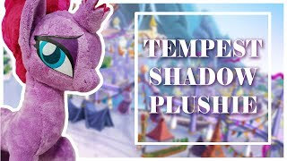 ϟ Tempest Shadow Plushie