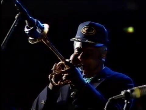 Jazz Musician Freddie Hubbard