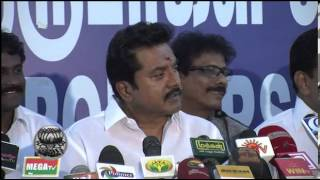 Actor & Sarathkumar M.L.A. Meets Press in Chennai - Dinamalar Feb 6th 2014 Tamil Video News