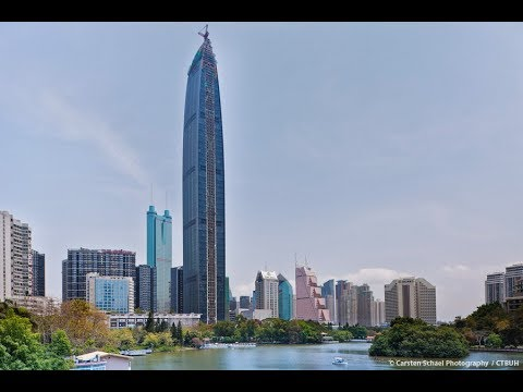 China's  top 10 Tallest Building — About Half of the World's Top 20