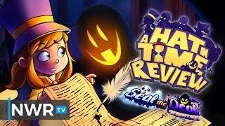 A Hat in Time + Seal the Deal (Switch) Review (Video Game Video Review)