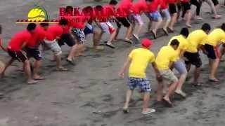 "BAKASYUNAN RESORT AND CONFERENCE Team Building 2014-""Human Centipede"""