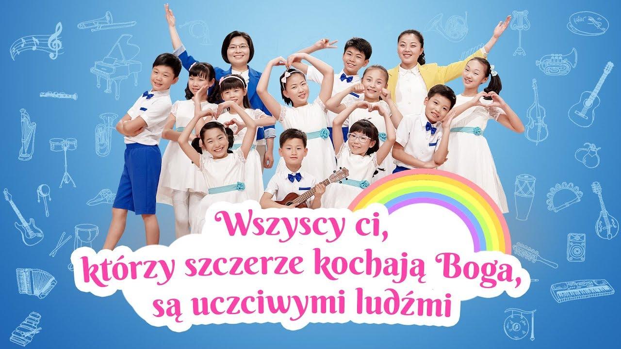 """Muzyka chrześcijańska """"Wszyscy ci, którzy szczerze kochają Boga, są uczciwymi ludźmi"""" (Taniec dzieci)"""