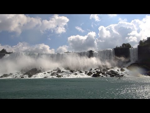 THE MAID OF THE MIST!
