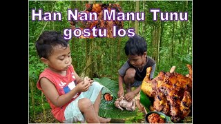 Download lagu Sam & Anilu TIMOR LESTE Natural Life Han Manu Tunu Gostu    Bocah SamNilo