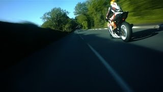 Conor Cummins - Honda Racing - TT 2014 - On Bike - Practice - HD