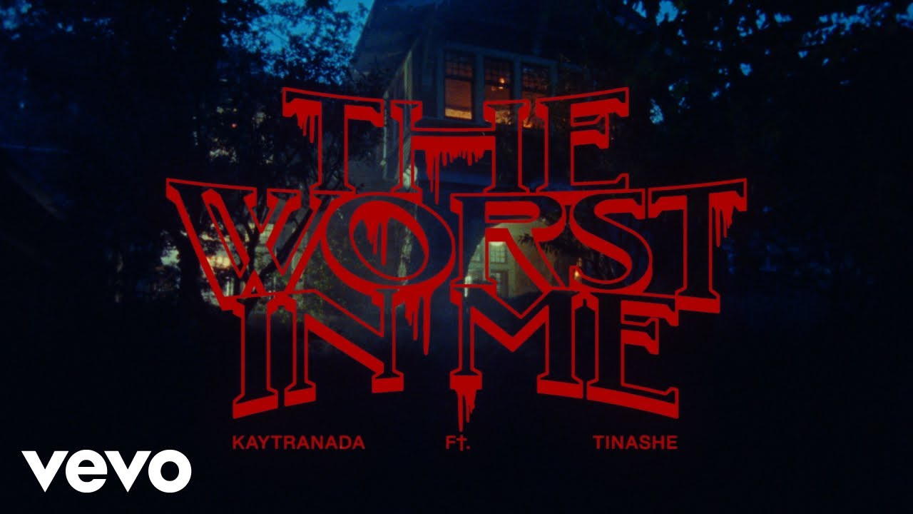 KAYTRANADA - The Worst In Me (Official Video) ft. Tinashe