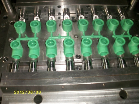 ppr fittings mould