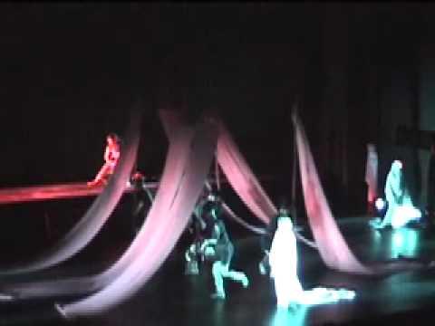 Ratan Thiyam's Chorus Repertory Theatre Uttar-Priyadarshi