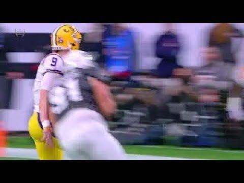 LSU buries UCF&#;s win streak in  Fiesta Bowl thriller  College Football Highlights