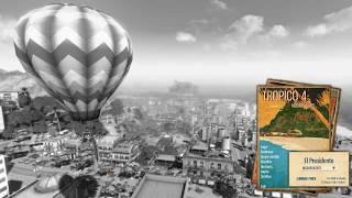 """Tropico 4 Juego PC #10 """"DÍA DE LA INDEPENDENCIA"""" 1/2 (campaña)"""