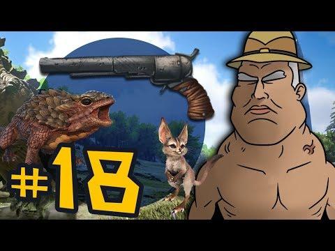 ARK Survival Evolved #18 - Target Practice