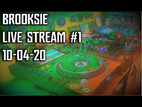 Breaks - Breakbeat - Nu Skool Breaks - Brooksie - Live Stream #1 -  Breaks N Beats - April 2020