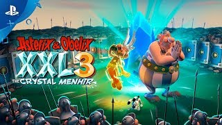 Asterix & Obelix XXL 3: The Crystal Menhir | Teaser | PS4